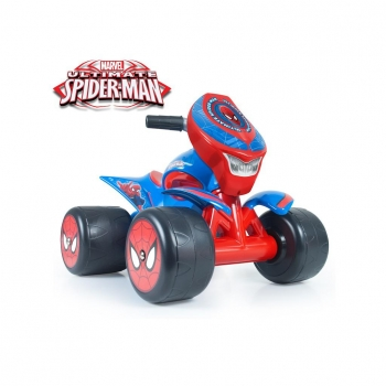 Injusa - Quad Spiderman 6V