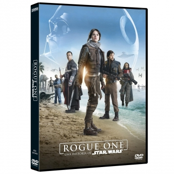 Rouge One Una Historia de Star Wars -  DVD