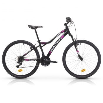 "Mountain Bike 27,5"" Racer 270 Lady. Negra y Rosa"