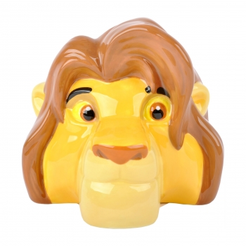 Mug DISNEY Simba 3D- Decorado