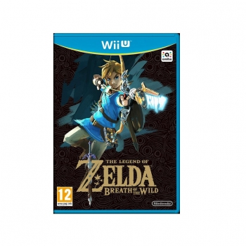 Legend of Zelda: Breath of the Wild para Wii U