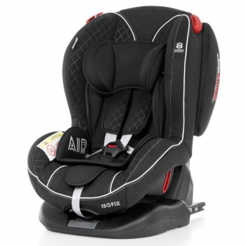 Silla de coche Grupo 0/1 Dual Royal Isofix con Top Tether Ms