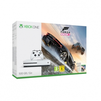 Xbox One S 500GB con Forza Horizon 3