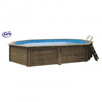 Piscinas elevadas de madera great catlogo bauhaus for Cobertor piscina carrefour