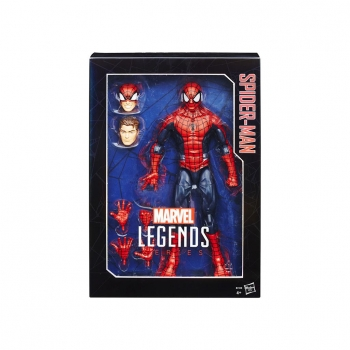 Hasbro- Marvel Legends Spider-Man