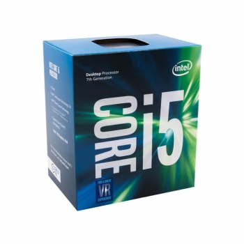 Procesador Intel 1151 I5-7400 4X3 Ghz Kaby Lake