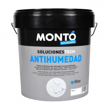 Antihumedad Blanco Montó 750 Ml