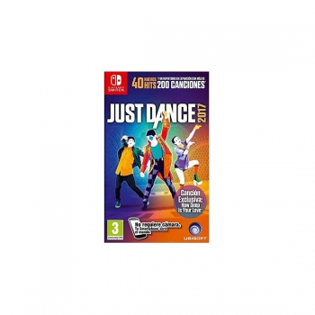 Just Dance 2017 para Switch