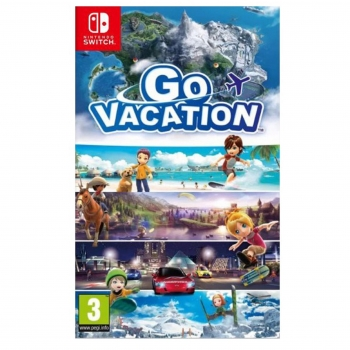 Go Vacation para Nintendo Switch