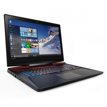 Portátil Gaming Lenovo Y900-17ISK con i7, 16GB, 1TB, GTX 980M 4GB, 43,94 cm - 17,3''. Outlet. Producto Reacondicionado