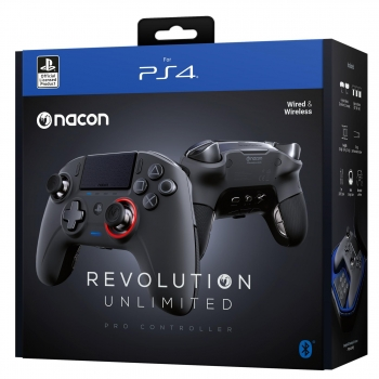 Mando Nacon Revolution Unlimited para PS4/PC