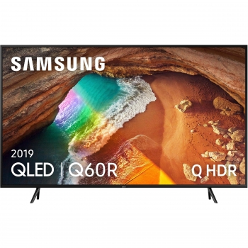 TV QLED 124,46 cm (49'') Samsung 49Q60R, UHD 4K, Smart TV