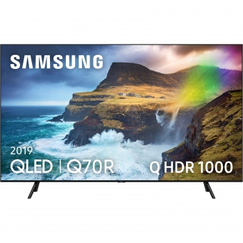 TV QLED 124.46 cm (49'') Samsung 49Q70R, UHD 4K, Smart TV