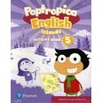 POPTROPICA ENGLISH ISLANDS LEVEL 5 MY LANGUAGE KIT + ACTIVITY BOOK PACK PEARSON DISTRIBUCIÓN