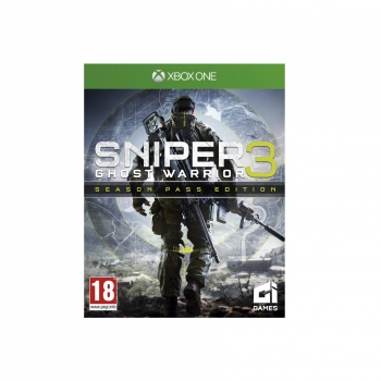 Sniper Ghost Warrior 3 Season Pass Edition para Xbox One