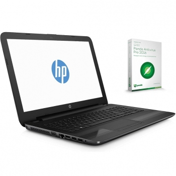 Portátil HP 250 G5 con Intel, 4GB, 500GB, 39,62 cm - 15,6'' con Panda Antivirus. Outlet. Producto Reacondicionado
