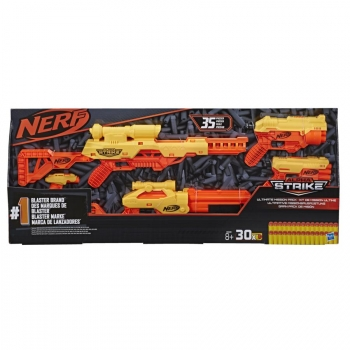 Nerf - Alpha Strike Ultimate Miss
