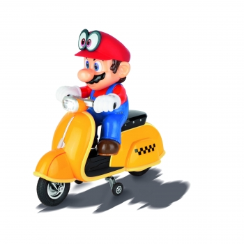 Mario Bros - RC Scooter Odissey Mario Bros 8