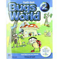 Bugs World 2 Alum Pack Macmill