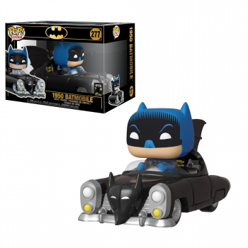 Figura Funko Pop! POP Rides: Batman 80th - 1950 Batmobile