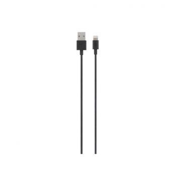 Cable USB/Ligtning TNB - Negro