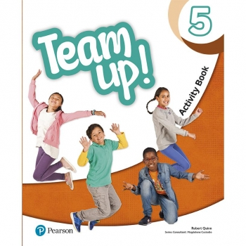 TEAM UP! 5 ACTIVITY BOOK PEARSON DISTRIBUCIÓN