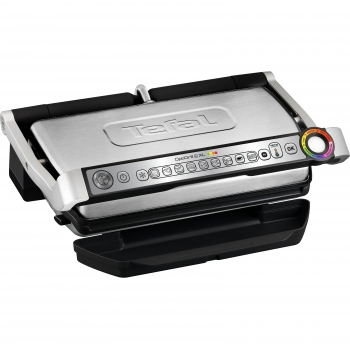 Parrilla Tefal OptiGrill + GC722D XL Inoxidable