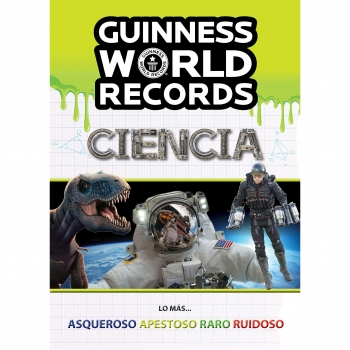 Guinness World Records. Ciencia. GUINNESS WORLD RECORDS