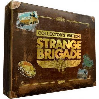 Strange Brigade: Collector's Edition para PS4