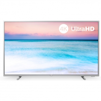 TV LED 109,22 cm (43'') Philips 43PUS6554, UHD 4K, Smart TV