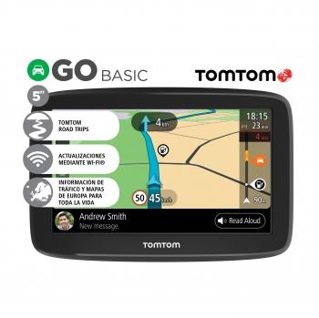 GPS TomTom Go Basic 6/