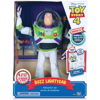 Toy Story 4 - Buzz Interactivo