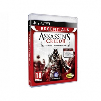 Assassin's Creed II Essentials para PS3