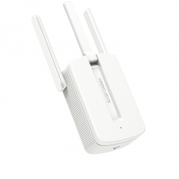 Repetidor Wi-Fi Mercusys MW300RE 300Mbps