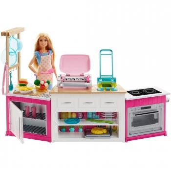 Juguetes barbie for Cocina juguete carrefour