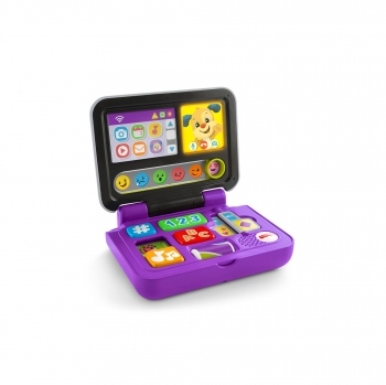 Fisher-Price - Mi Primer Ordenador, Juguete Educativo