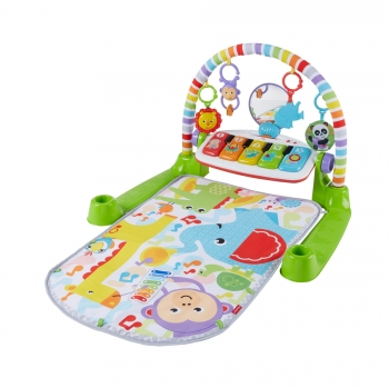 Fisher-Price - Gimnasio Piano Pataditas Superapredizaje