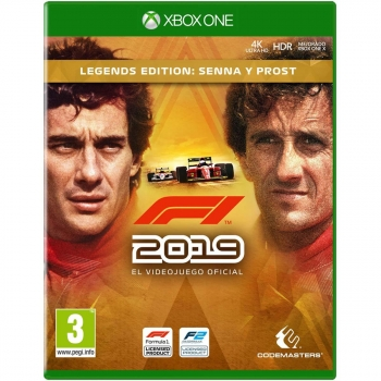 F1 2019 Legends Edition para Xbox One
