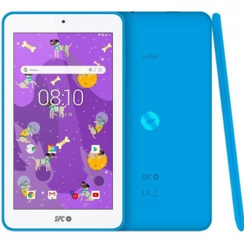 "Tablet SPC laika con Quad Core, 1GB, 8GB, 17,78 cm - 7"" - Azul"