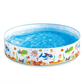 Piscina Infantil Plegable 183x38 Kiddie Pools