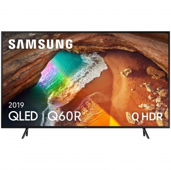 TV QLED 109,22 cm (43'') Samsung 43Q60R, UHD 4K, Smart TV