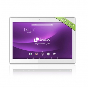 Tablet Leotec SuperNova Qi32 con Quad Core, 2GB, 32GB, 25,65 cm - 10,1""