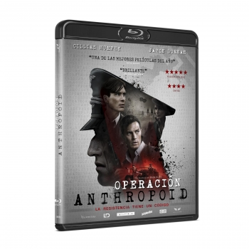 Operación Anthropoid - Blu Ray