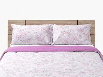 Ropa de cama lila rojo sabanas y fundas n rdicas Fundas nordicas carrefour