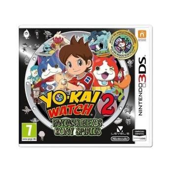 Yo-Kai Watch 2: Fantasqueletos Edicion Normal para 3DS