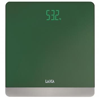 Báscula De Baño Laica Verde PS1057