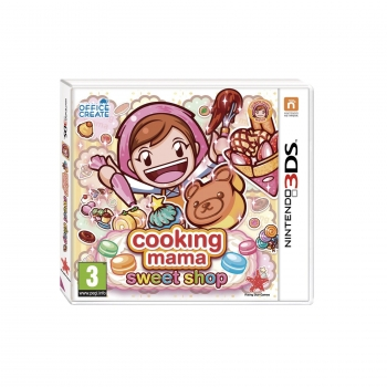 Cooking Mama Sweet Shop para 3DS