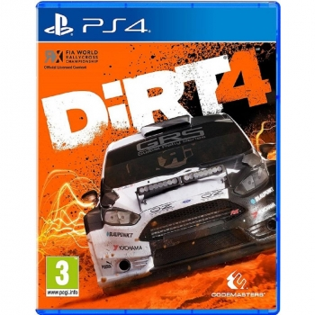 Dirt 4 Day One para PS4