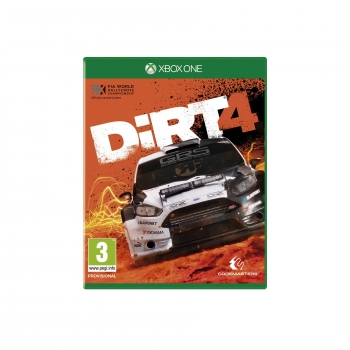 Dirt 4 Day One para Xbox One