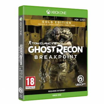 Ghost Recon Breakpoint Gold Edition para Xbox One